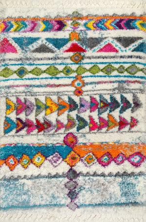 Nuloom Melyssa Tribal Multi Area Rug