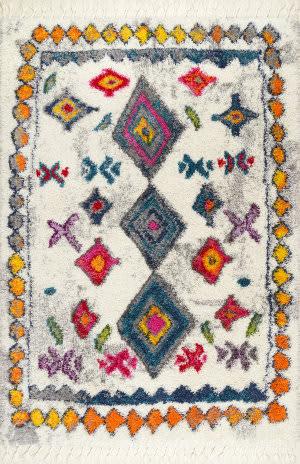 Nuloom Lynda Moroccan Multi Area Rug