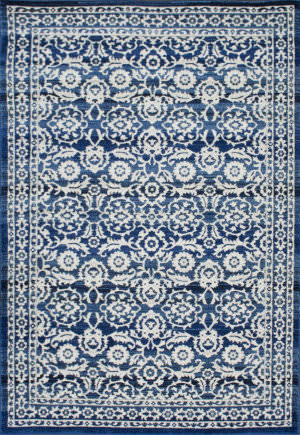 Nuloom Turnbull 165732 Dark Blue Area Rug