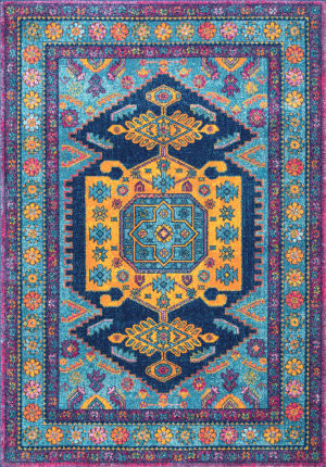 Nuloom Persian Delena Multi Area Rug