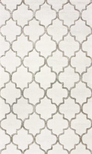 Nuloom Hand Tufted Park Avenue Nickel Area Rug