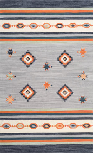 Nuloom Kirchner Tribal Multi Area Rug