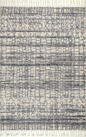 Nuloom Pamela Moroccan Grey Multi Area Rug