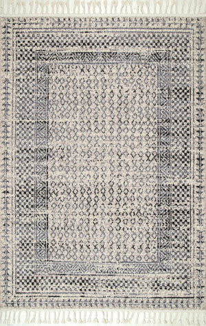Famous Maker Claudia Diamond Gray Multi Area Rug