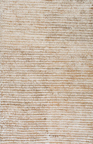 Famous Maker Hand Hooked Remona Natural Area Rug