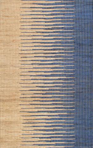 Nuloom Flatweave Hulsey Blue Area Rug