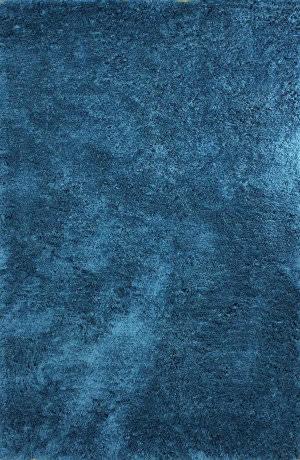 Nuloom Hand Tufted Maginifique Shag Teal Area Rug