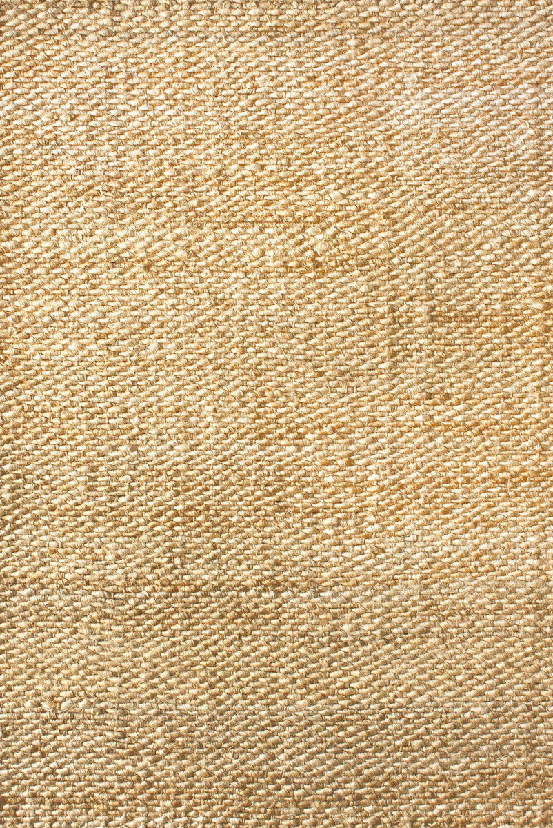 Nuloom Hand Woven Hailey Jute Natural 165233 Area Rug 165233