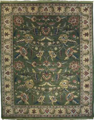 Org Destin Rena Sage/Tan Area Rug