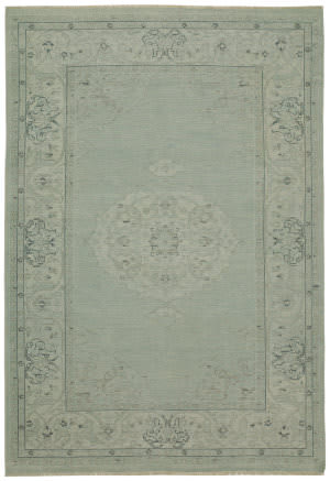 ORG Relic Sivas Pale Teal Area Rug
