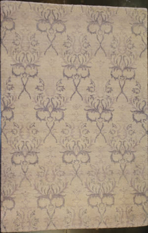 ORG Prayag Taj Plum Area Rug