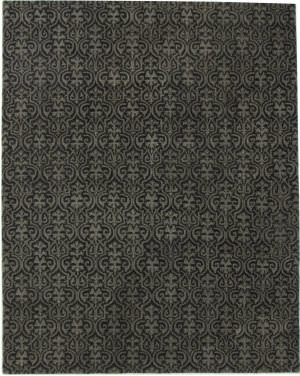 ORG Crossroads ST-501 Black Area Rug