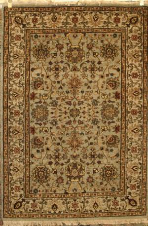 ORG Nuance P43 Light Blue-Beige Area Rug