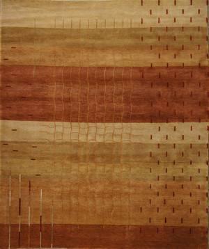 ORG Tibetan Weave D-005 (80 Knot) Beige Area Rug