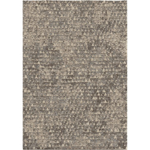 Orian Super Shag Timberlane Grey Multi Area Rug