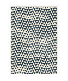 Orian Farmhouse Passing Ships Seashell Area Rug