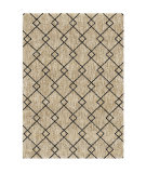 Orian Wild Weave Criss Cross Off White Area Rug