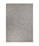 Orian Breeze Winding Path Gray Area Rug