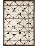 Orian Farmhouse Tri-Deco Seashell Area Rug