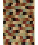 Orian American Heritage Coleman Red Area Rug