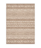 Orian Farmhouse Bamba Nutty Area Rug