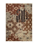 Orian American Heritage Kilim Patches Multi Area Rug