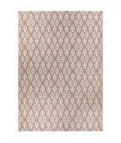 Orian Jersey Home She Sells Seashells Blush Area Rug