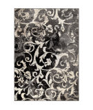 Orian American Heritage Watercolor Scroll Silverton Area Rug