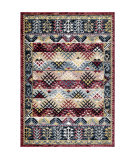Orian West Village Sevas Multi Texture Area Rug