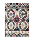 Orian West Village Northern Star White Area Rug