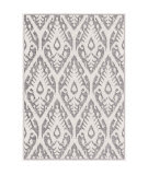 Orian Boucle Salvador Natural Grey Area Rug
