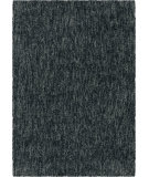 Orian Super Shag Solid Dark Indigo Area Rug