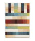 Orian Veranda Portman Blocks Multi Area Rug