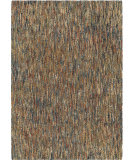 Orian Super Shag Multi Solid Multi Texture Area Rug