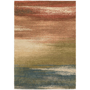Oriental Weavers Kendall 5570x Multi - Pink Area Rug