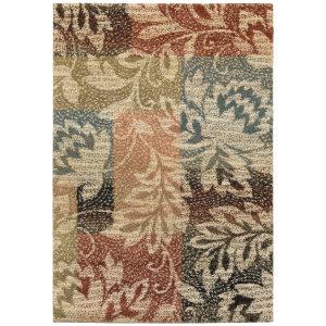 Oriental Weavers Kendall 561x1 Ivory - Multi Area Rug