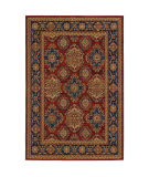 Oriental Weavers Ankara 1802r Red - Blue Area Rug