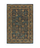 Oriental Weavers Ankara 501k5 Blue - Gold Area Rug