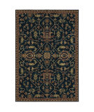 Oriental Weavers Ankara 531b5 Blue - Red Area Rug