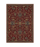 Oriental Weavers Ankara 531r5 Red - Blue Area Rug
