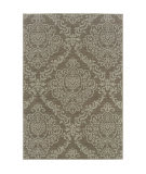 Oriental Weavers Bali 8424p Warm Grey Area Rug