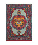 Oriental Weavers Bohemian 3339m Blue - Purple Area Rug