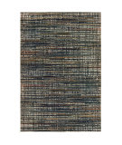 Oriental Weavers Bowen 1332h Black - Navy Area Rug