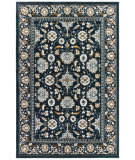 Oriental Weavers Bowen 534L2 Navy - Gold Area Rug