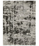 Oriental Weavers Caravan 4153Q Grey - Black Area Rug