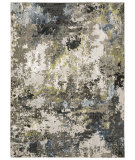 Oriental Weavers Caravan 502Z8 Grey - Green Area Rug
