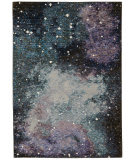 Oriental Weavers Evolution 0958A Midnight - Purple Area Rug
