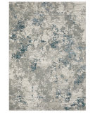 Oriental Weavers Evolution 0984D Grey - Blue Area Rug
