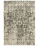 Oriental Weavers Florence 4333W Charcoal - Ivory Area Rug
