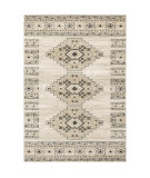 Oriental Weavers Georgia 643a0 Ivory - Grey Area Rug